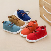 Boys Casual Suede Chaussure