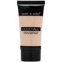 Wet n Wild Cover All Cream Foundation, Fair 815, 1 oz - Walmart.com