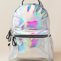 Mia Holographic Backpack