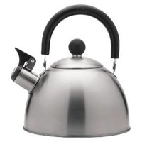 Copco 1.3 Qt.Kettle - Brushed Stainless Steel : Target