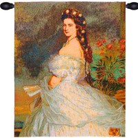 Sissi Tapestry Wall Art Hanging