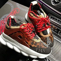 Versace Chain Reaction Sneakers Shoes