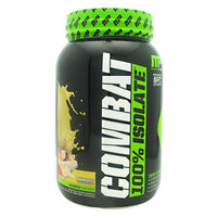 MusclePharm Hybrid Series Combat 100% Isolate, 2 Lbs