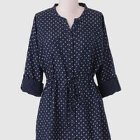 Grand Isle Printed Shirt Dress