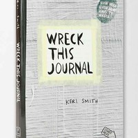 Wreck This Journal (Expanded Edition) By Keri