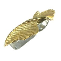 Fly Vintage Silver Gold Ring