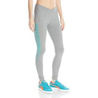 Puma Womens Graphic Stretch Athletic Pants