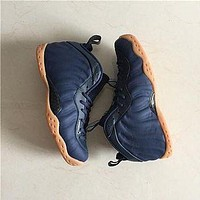 Air Foamposite One Navy Raw