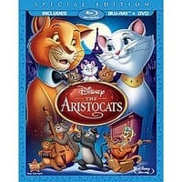 The Aristocats - 2-Disc Combo Pack   Disney Store