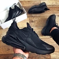 Nike Air Max 270 Sneakers Women Men Running Sport Casual Shoes Sneakers