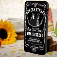 supernatural  for iphone, samsung galaxy and ipod case
