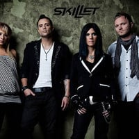 Skillet Christian Music Group Poster 11x17