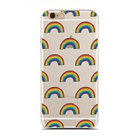 for iPhone 6/6S - Super Slim Case - Lgbt Flag - Lgbt Pride - Gay Pride Day - Rainbow Gay (C) Andre Gift Shop