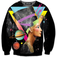 Pharaoh of the Galaxy Crewneck