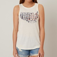 Lucky Brand Freedom Tank Top