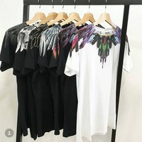 HCXX Marcelo Burlon T Shirts Men