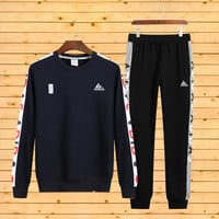 Adidas: men and women sports suit