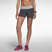 """Nike 4"""" Rival Women's Running Shorts - Anthracite"""