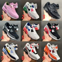 Nike Air Max 90 Essential Men Casual Shoes Women Running Shoes - Best Deal Online
