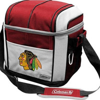 Chicago Blackhawks NHL 24 Can Soft Sided Cooler