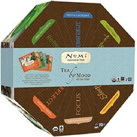 Numi Organic Tea Tea By Mood Gift Set