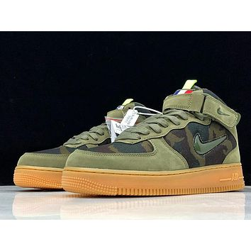 Air Force 1 Jewel Mid AV2586-200