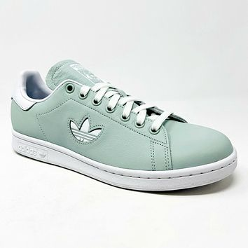 Adidas Stan Smith Vape Pastel Green BD7439 Mens Casual Sneakers Size 8
