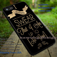 Harry Potter I Solemnly Swear iPhone 6s 6 6s+ 5c 5s Cases Samsung Galaxy s5 s6 Edge+ NOTE 5 4 3 #movie #HarryPotter dt