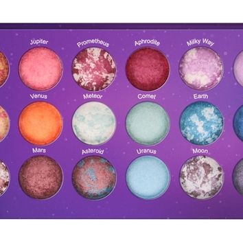 Galaxy Chic Baked Eyeshadow Palette: Baked Makeup   BH Cosmetics!
