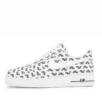 """AIR FORCE 1 LOW """"ALL OVER LOGO"""" PACK - WHITE"""