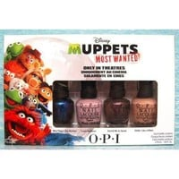 OPI Nail Lacquer Muppets Most Wanted Kit