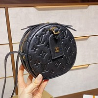Louis Vuitton LV small apple bag personality all-match shoulder bag