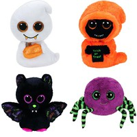 Spooky Halloween Plush Dolls