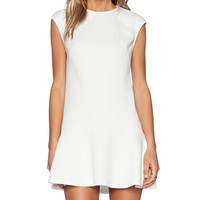 The Fifth Label Anchor Dress in Ivory