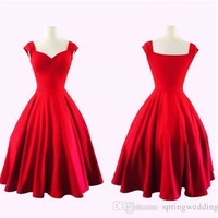 Audrey' Hepburn Style 1950s 60s Vintage Inspired Rockabilly Swing 50s  Evening Party