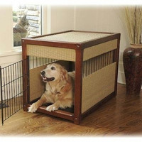 Deluxe Dog Crate - Extra Large