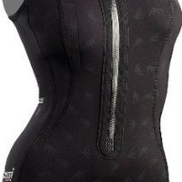 Cressi Thermic Lady Swim Suit - Black/Grey