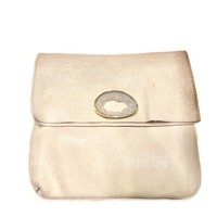 Moda Luxe Agate Monroe Crossbody Handbag (Putty)