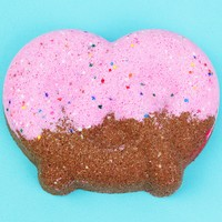 Frosted Animal Dipped Pretzel Bath Bomb