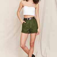 Urban Renewal Recycled Cuffed Surplus Short | Urban Outfitters