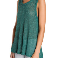 Maxwell Knitted Tank-FINAL SALE