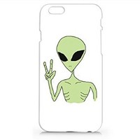 Iphone Case, Alien Iphone 6 Case Hard Cover Case (For Apple Iphone 6 4.7 inch Screen)