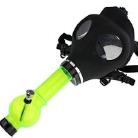 Veezy Gas Mask Tabacco Pipe