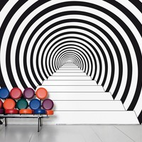 Down the Rabbit Hole Wallpaper by +41 | Generate Design