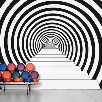 Down the Rabbit Hole Wallpaper by +41   Generate Design