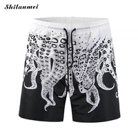 2018 Men Board Shorts Brief Sport Trunks Swim Beach Shorts Swimwear Bermuda Surf Short Male Swimsuit Men Bathing Suits Quick Dry