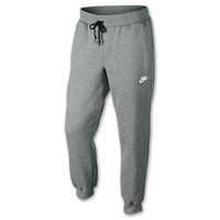 Men's Nike AW77 Cuff Fleece Pants