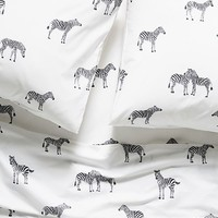 Printed Safari Sheet Set