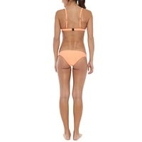 Pacific Low Rise Bikini Bottom - Sunset Orange
