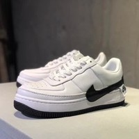 """""""Nike Air Force 1 Jester xx Se """" Women All-match Casual Fashion Plate Shoes Sneakers"""